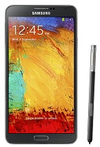 Samsung Galaxy Note 3 float