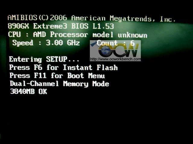 Phenom II X4 960 unlocked naar hexacore