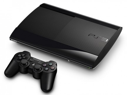 Sony PlayStation 3 Sony PS3 500Gb Slim 2012 Zwart