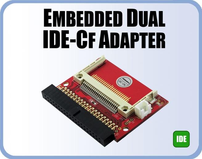 Addonics ADEBIDECF (Embedded IDE to CF Adapter)