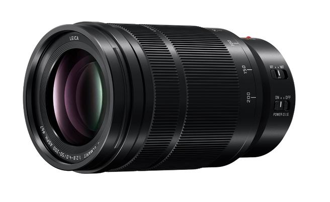 Panasonic 50-200mm f/2.8-4.0 Leica