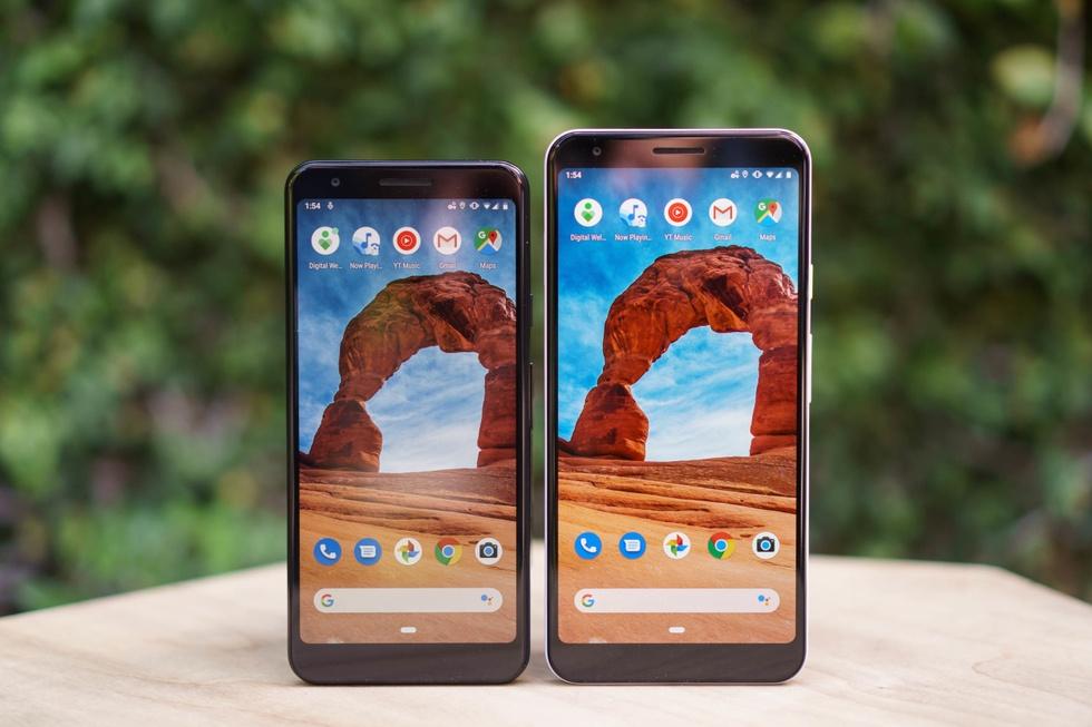 Pixel 3a en 3a XL