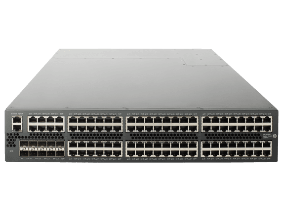 HP Procurve 5830AF-96G L3 Switch (96 x 10/100/1000 + 10 x SFP+ 10G)