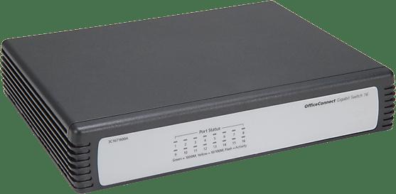 HP NETWORKING V1405-16G DESKTOP SWITCH JD844A#ABB