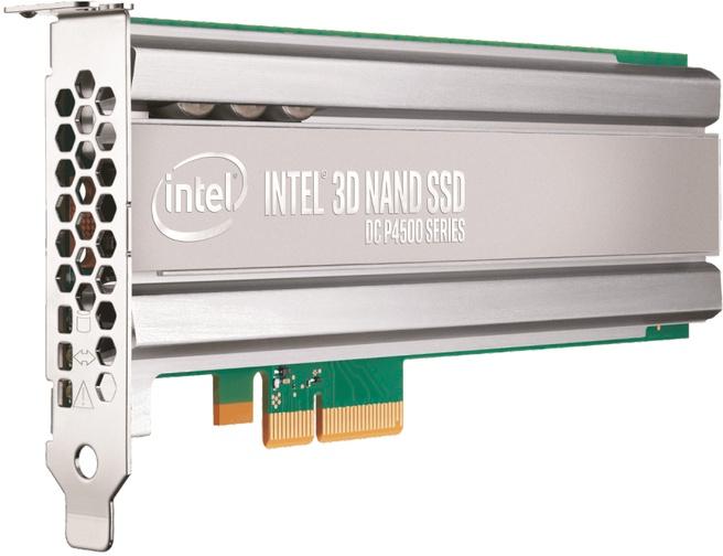 Intel SSD DC P4500, 4TB