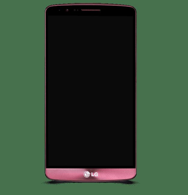 LG G3 16GB Rood