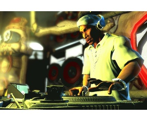 DJ Hero (Bundle), PlayStation 3