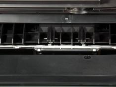 Loopwielen papiergeleiding detail