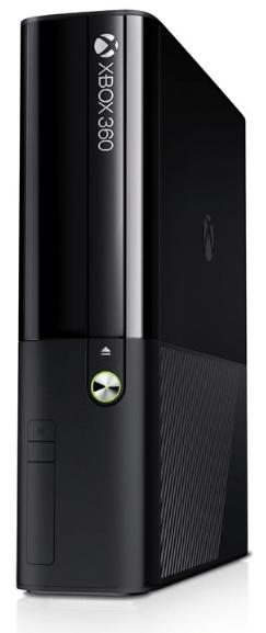 Nieuw Xbox 360-ontwerp
