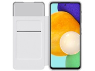 Samsung Galaxy A52 S-View Wallet Case  Wit