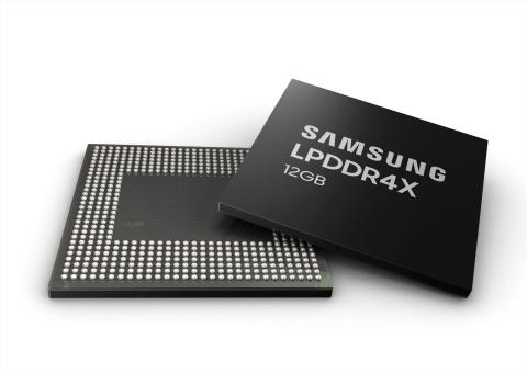 Samsung 12GB lpddr4x