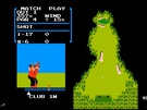 NES-game Golf op de Nintendo Switch