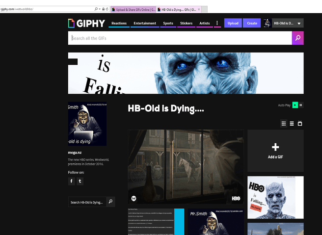 HBO Giphy