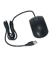HP USB Optical 3-button Mouse (DY651A)