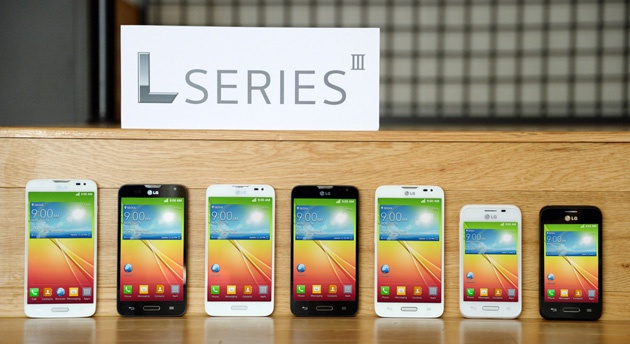LG L III-serie