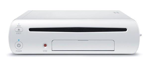 Wii U-console
