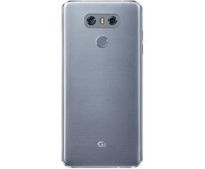 LG G6 Zilver