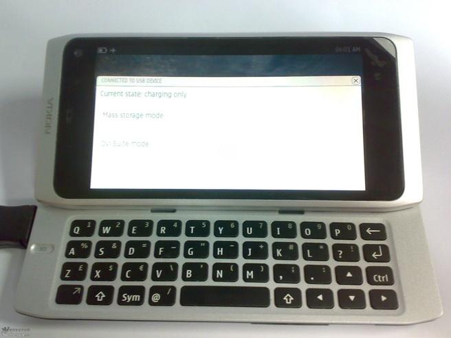 Het volgens bronnen geannuleerde Nokia-toestel N9-00