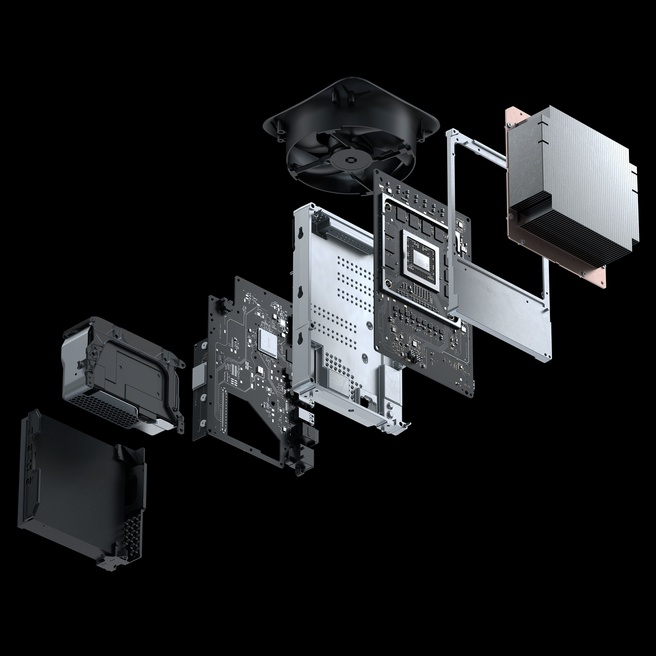 Xbox Series X-hardware