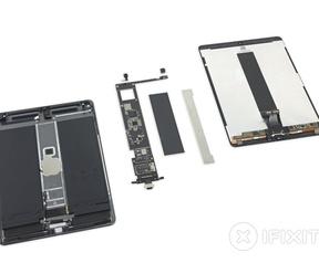 Teardown Apple iPad Air 2019. Bron: iFixit