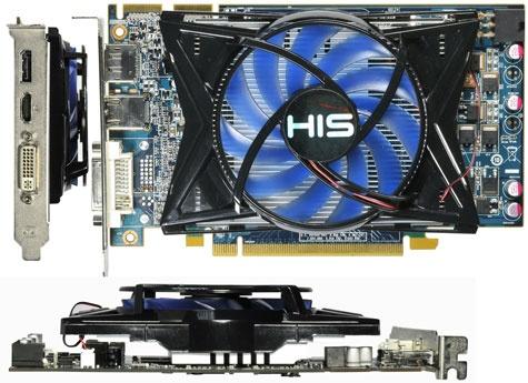 HIS HD 5750 iCooler IV 1GB