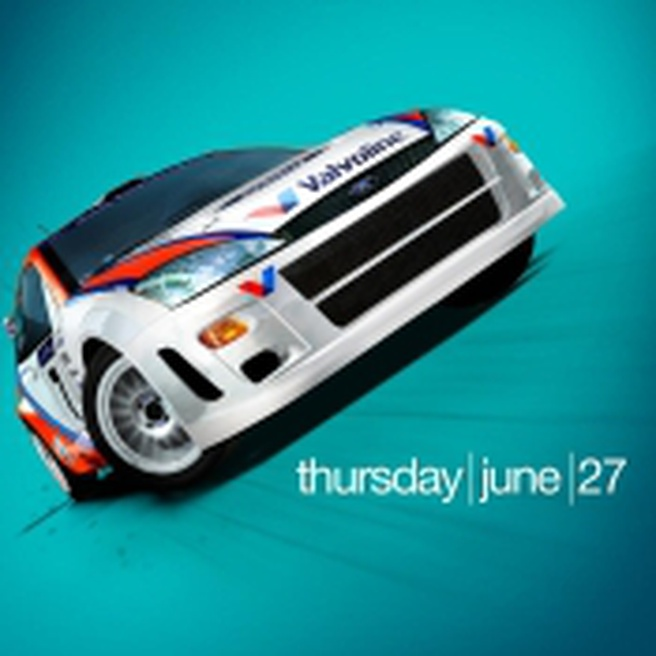 Codemasters Rally auto
