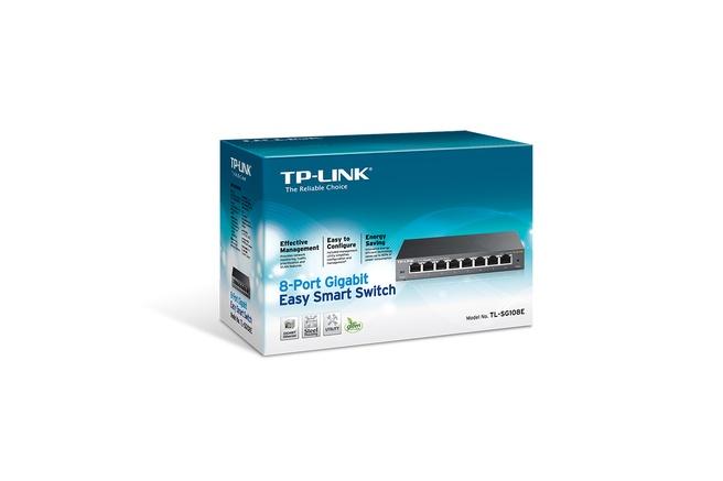 TP-Link TL-SG108E