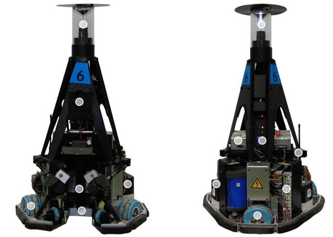 Tech United Turtle-robot
