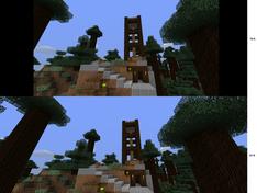 Minecraftvergelijking