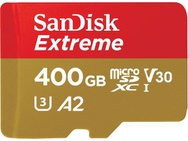 SanDisk Extreme 400GB  UHS-I