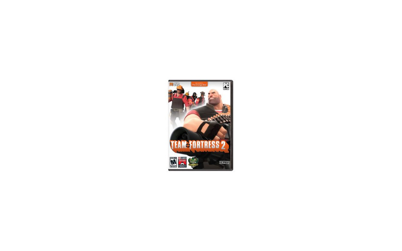 Team Fortress 2 (Half Life)  (DVD-Rom), PC