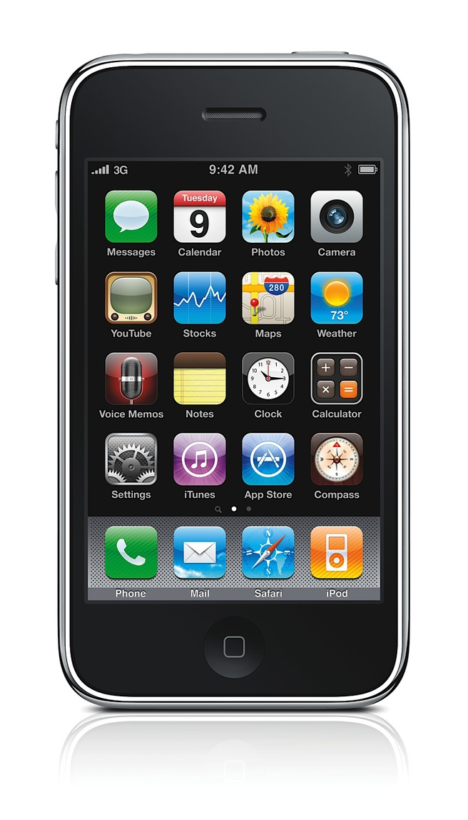 Apple iPhone 3GS 32GB Wit