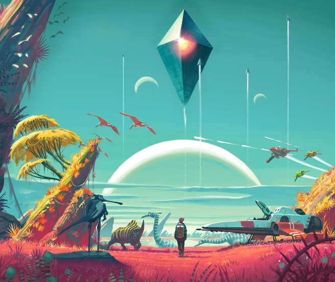 No Man's Sky, PC (Windows)