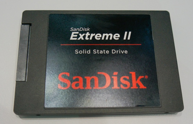 Sandisk Extreme II-ssd