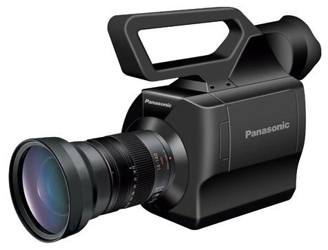 Panasonic AG-AF100 pro-camcorder