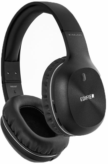 Edifier Edifier W800BT - Bluetooth over-ear hoofdtelefoon (Rood, Wit, Zwart)