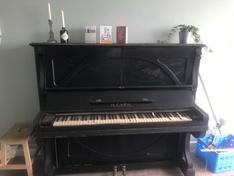 Piano bar dicht