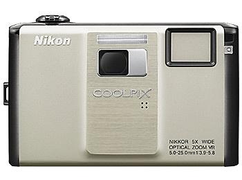 Nikon Coolpix S1000pj Zilver