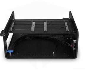 Streacom F7C Alpha Zwart (zonder optisch driveslot)