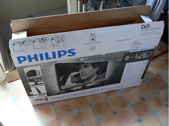 De doos van de PFL8404
