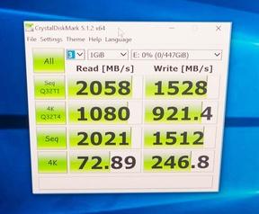 SM2263XT-performance