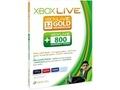 Goedkoopste Microsoft Xbox Live Gold 12 maanden + 800 MS Points