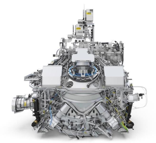 Euv-vacuum vessel