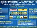 Intel Avoton Atom processor 2013