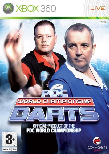 PDC World Championship Darts 2008, Xbox 360