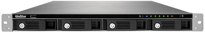 QNAP 1U 4 BAY 12-CH HDMI RPS