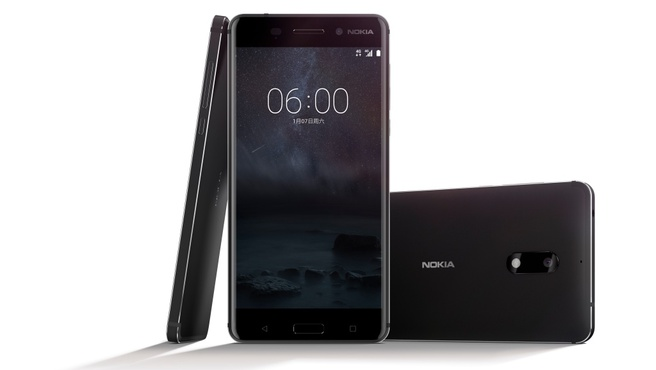 HMD Nokia 6