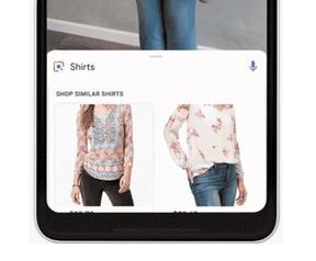 Google Lens op I/O 2018