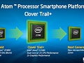 Intel Clover Trail IDF 2012 smartphone