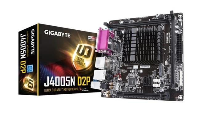 Gigabyte J4005N